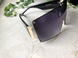 Sonnenbrille Sunglasses Statement Oversized Skibrille Neu eckig