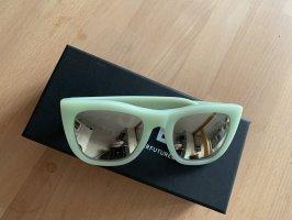 Retrosuperfuture Glasses lime yellow
