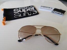 Superdry Aviator Glasses multicolored