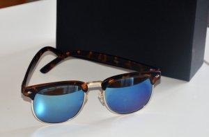 Sonnenbrille Vintage Style -polarisiert - Neu