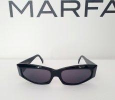 Alain Mikli Angular Shaped Sunglasses black