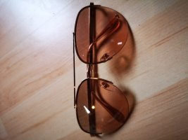 American Eagle Outfitters Aviator Glasses rose-gold-coloured