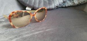 Calvin Klein Jeans Gafas de sol cuadradas color oro