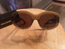 Sonnenbrille von Celine, khaki, sehr selten