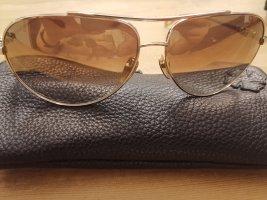 Chrome Hearts Glasses black-gold-colored