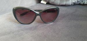 Esprit Gafas de sol ovaladas negro