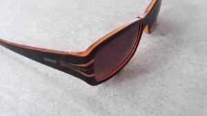 Esprit Gafas de sol cuadradas naranja oscuro-rojo amarronado