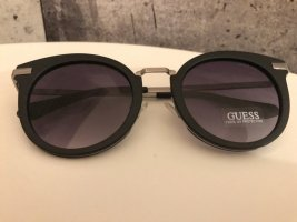 Guess Round Sunglasses black