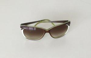 KRASS Angular Shaped Sunglasses multicolored