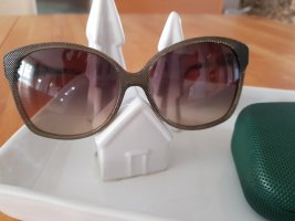 Lacoste Lunettes retro gris anthracite-taupe