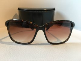 Marc by Marc Jacobs Oval Sunglasses brown