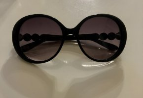 Marc by Marc Jacobs Oval Sunglasses black