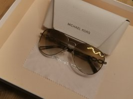Michael Kors Aviator Glasses silver-colored