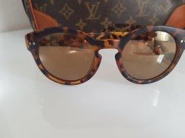 MONKL Okrągłe okulary przeciwsłoneczne Wielokolorowy