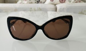 Moschino Butterfly Glasses brown-light brown