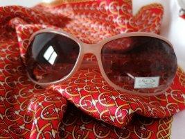 Oscar de la renta Gafas de sol ovaladas nude