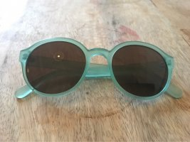 & other stories Round Sunglasses light blue-turquoise