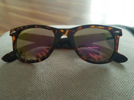 Bijou Brigitte Angular Shaped Sunglasses multicolored