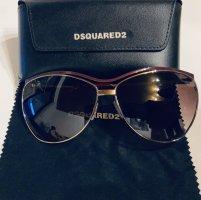Dsquared2 Gafas marrón-color oro