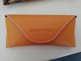 Comma Round Sunglasses yellow-pink