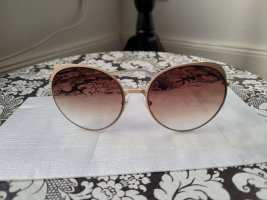 Butterfly Glasses bronze-colored-black
