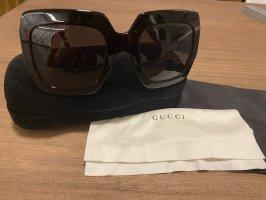 Gucci Occhiale nero-oro
