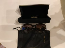 Roberto Cavalli Glasses black-black brown