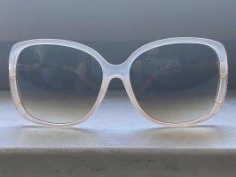 Steve Madden Occhiale da sole spigoloso color oro rosa
