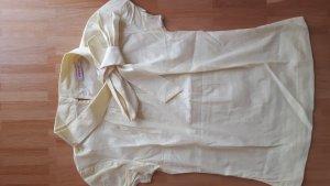 Sonnige Bluse mit Schleife
