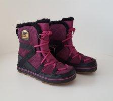 Sorel Damen Glacy Explorer Schneestiefel Gr.38,5
