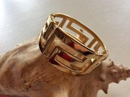 Juwelier Bracelet de bras brun sable tissu mixte
