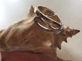 Juwelier Bracelet de bras argenté tissu mixte