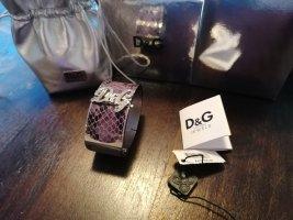Spangenuhr forever von Dolce&Gabbana... Mit OVP