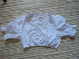 Spieth & Wensky Traditional Blouse white cotton