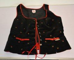 Spieht & Wensky Caraco bavarois multicolore coton