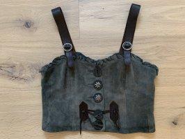 Spieth & Wensky Traditional Camisole green grey