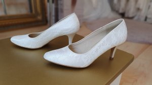 Bianco Evento High Heels natural white-white