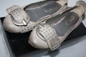 SPM,Damen Ballerina, Beige EU 37