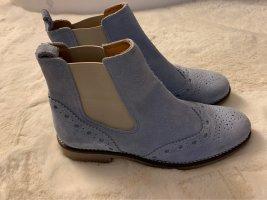 SPM echt wild Leder ankle Boots Größe 37