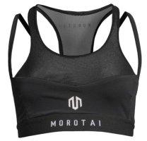 MOROTAI Sporttop zwart-wit