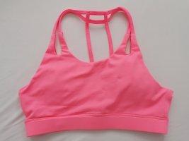 Sport-BH, pink, neu
