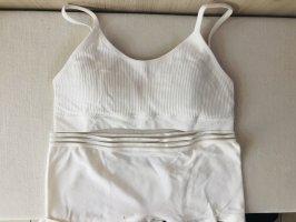 Primark Spodnie sportowe biały