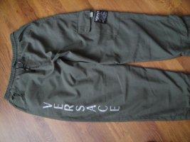 Versace Sportbroek groen-grijs
