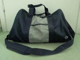 Sport-/Reisetasche dunkelblau-graumeliert von Champion