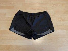 Primark Pantaloncino sport nero-grigio