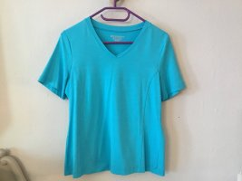 Sport T-Shirt, Gr.42/XL, türkis, Energetics/Intersport