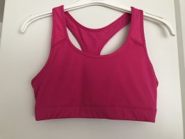 Sport Top in tollem Pink