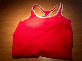 Sport-Top von NIKE in neon pink in Größe 38 / M