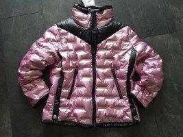 Sportalm Piumino rosa-nero