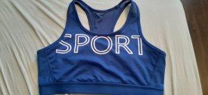 H&M Sporttop blauw